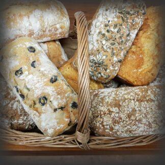 Our Unique Bread Range
